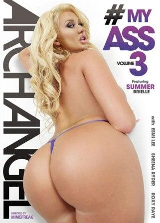 Summer Brielle, Esmi Lee, Sheena Ryder, Roxy Raye - My Ass vol 3 (2017)