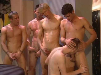 Hard Orgy At Big Dick Club