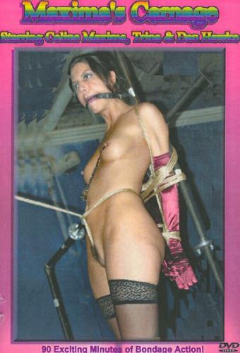 Dan Hawke - Maximas Carnage DVD