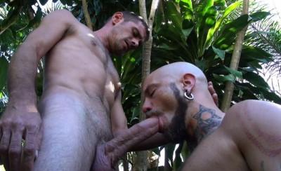 Brett Bradley and Cy Kohen