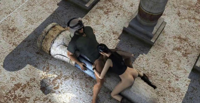 The Sexy Lara Croft Has Found Herself In Another Sexual Adventure
