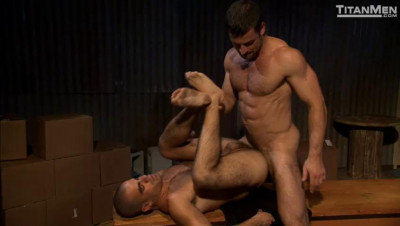 Cops and Robbers: The Best of TitanMen Bad Boys