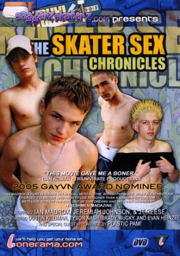 Saggerz Skaterz – The Skater Sex Chronicles