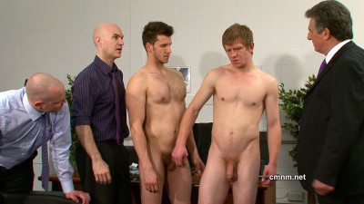 CMNM – Steve and Derek Strip Each Other
