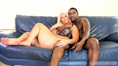 Alura Jenson Gets Interracial Creampie