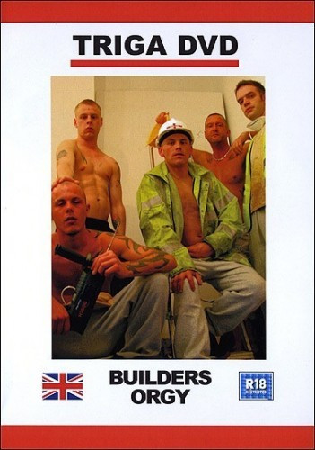 Bareback Builders Orgy (Hungry Arsehole)