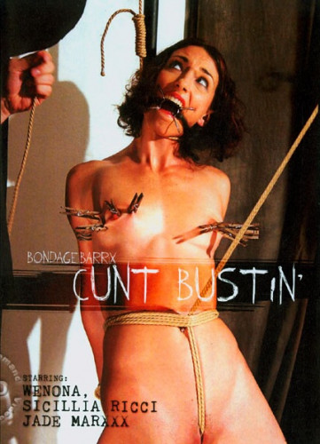 BackDoorBondage - Cunt Bustin