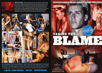 Taking the... Blame  ( apreder )