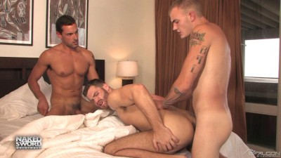 Trent Locke, Christian Wilde & Jeremy Bilding (June 16, 2014)