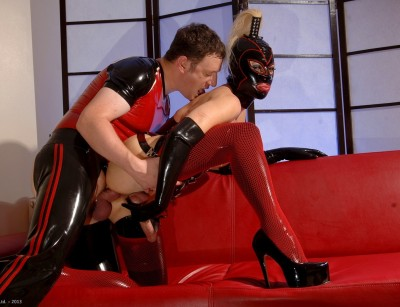 Shemale Fetish Passion 2 - Pure Latex