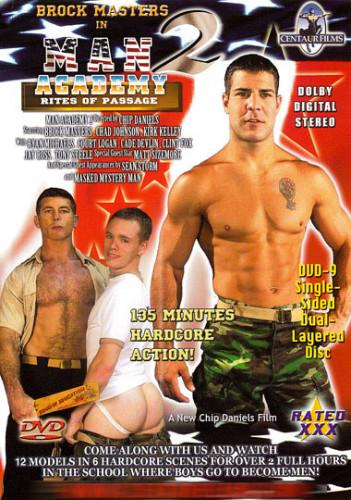 Man Academy 2 - Rites Of Passage  (2002)