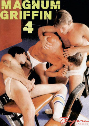 Magnum Griffin Collection, Volume 4 Cover Front