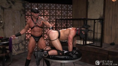 You will be severely punished, my boy!