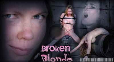 Realtimebondage - May 24, 2014 - Broken Blonde 3 - Rain DeGrey - Ashley Lane