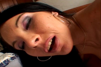 Gloria Gucci is an Italian cock-socket with a big gaping asshole!