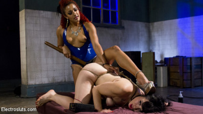 The Interrogation: Electric Agony and Sexual Submission