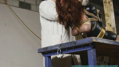 Superheroines Revenge Gone Awry – Table Tied And Tits Tied