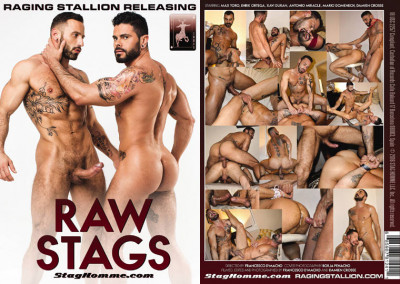 Stag Homme Studios – Raw Stags (2016)