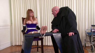 Bound And Gagged – Superheroine Lorelei Part 3 – Tickled By Henchman