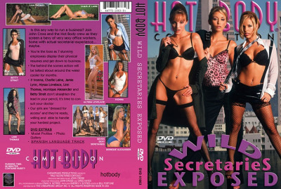 Hot Body Competition: Wild Secretaries Exposed