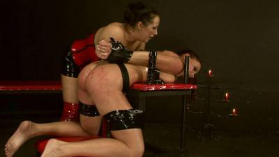 Sex slave Katy