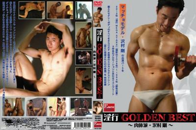Inkou Golden Best - Sawamura Tsuyoshi.