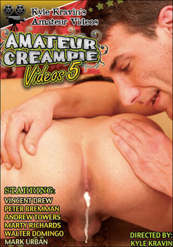 Amateur Gay Creampie Videos 5 (2009)