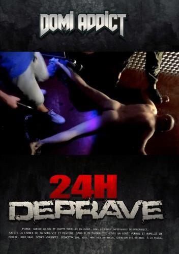 DomiAddict – 24h Deprave – 24h Non Stop Humiliatio