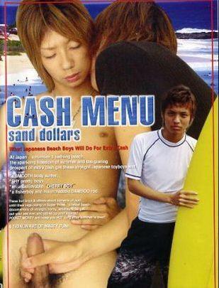 Cash Menu