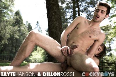 CB-Tayte Hanson & Dillon Rossi