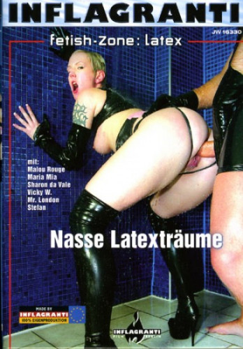 Fetish-Zone: Latex- Nasse Latextraeume