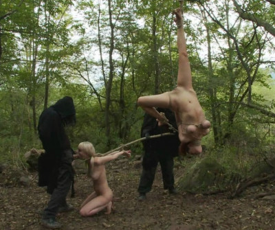 Hogtied – Oct 25, 2011 – Cherry Torn, Rain DeGrey And Iona Grace