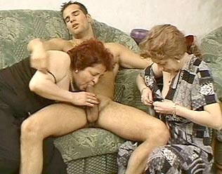 Download Sandra & Lillian 65 y.o - Grannies And Hunks