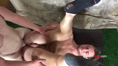 Gemini Men — Austin fucks Alex Jam