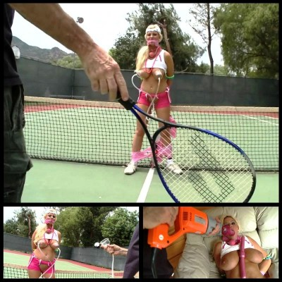 Torture On The Tennis Court (31 Oct 2014) Humiliated