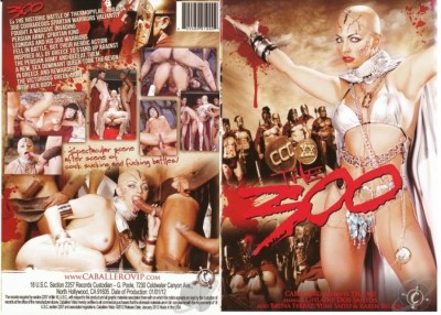 The 300 (2007) DVDRip