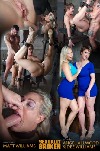 Dee Williams, Angel Allwood – Used and Multi-holed Fuck Furniture (2016)