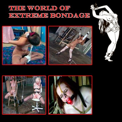The world of extreme bondage 177