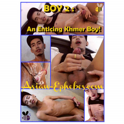 AE 093 - Boy 2 - An Enticing Khmer Boy! HD