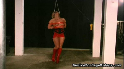 Devicebondagevideos – Aug 06, 2011 –  Bit In Her Mouth