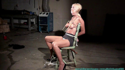 Amanda Begs For Tit Torture and Gets It! — Part 2
