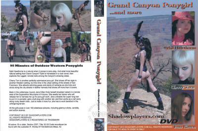 Description Grand Canyon Ponygirl...And More