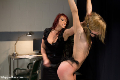 Blonde Spy Interrogated By Kink Bitches