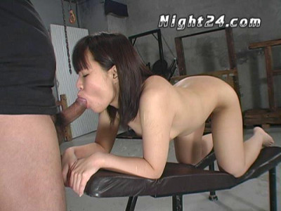Tied Asian Mouth Fuck Hard