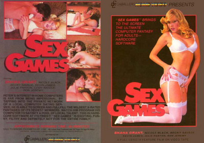Sex Games - Shauna Grant (1983)