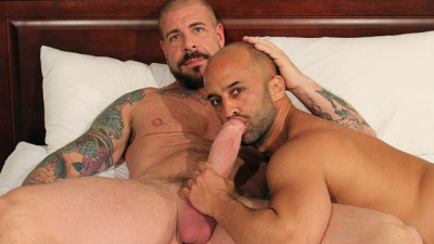 BarebackThatHole - Rocco Steele and Igor Lucas 720p
