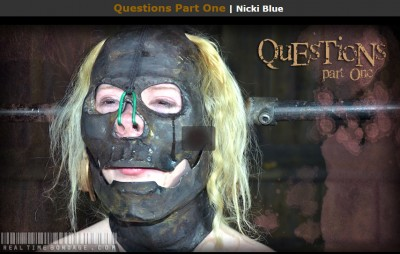 RTB – Aug 07, 2011 – Questions Part One – Nicki Blue