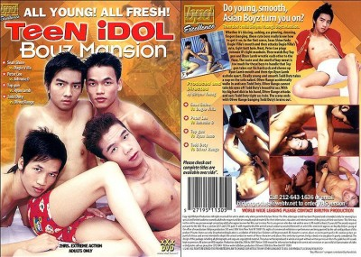 Teen Idol: Boyz Mansion  ( apreder )