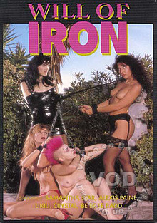 Will Of Iron (HOM inc. - 1991) VHSRip
