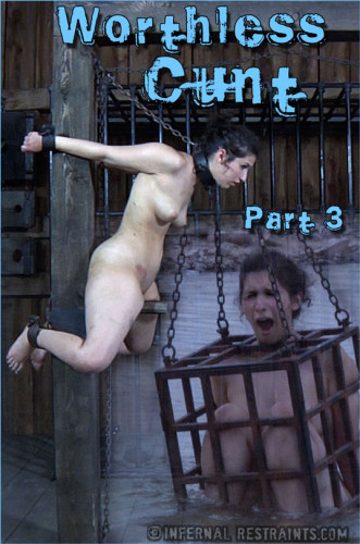 Worthless Cunt Part 3 - BDSM, Humiliation, Torture